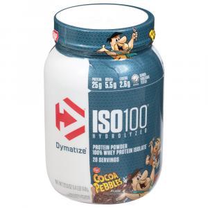 Dymatize ISO100 Hydrolyzed Cocoa Pebbles Protein Powder