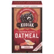 Kodiak Cakes Cinnamon Instant Oatmeal