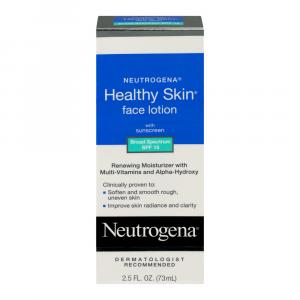 Neutrogena Healthy Skin Spf 15 Lotion