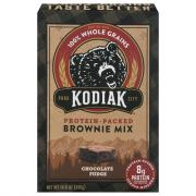 Kodiak Cakes Protein Packed Brownie Mix Chocolate Fudge