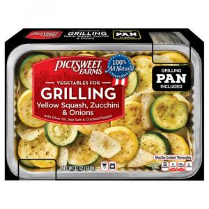 PictSweet Farms Grilling Yellow Squash, Zucchini & Onions