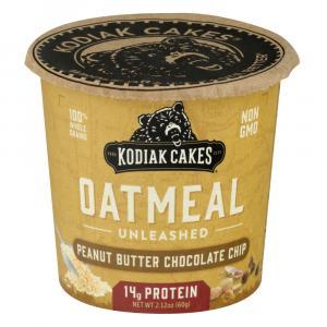 Kodiak Cakes Peanut Butter Chocolate Chip Oatmeal Cup