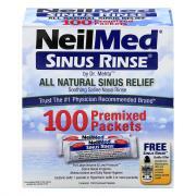 NeilMed Sinus Rinse Refill Packets