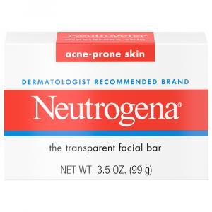 Neutrogena Acne Prone Skin Soap