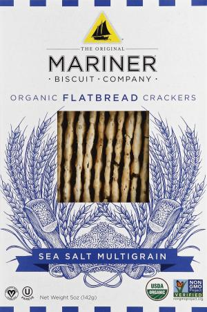 Mariner Sea Salt Multigrain Flatbread Crackers