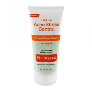 Neutrogena Acne Stress Control Power Cream Wash