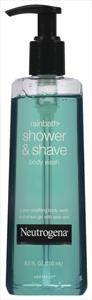 Neutrogena Rainbath Shower & Shave Body Wash