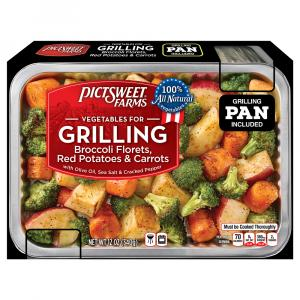 PictSweet Farms Grilling Broccoli Florets, Carrots