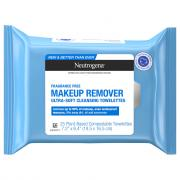 Neutrogena Fragrance Free Makeup Remover Cleansing Towelette