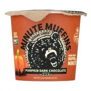 Kodiak Cakes Minute Muffins Pumpkin Dark Chocolate Cup