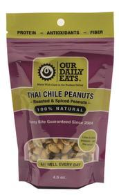 Our Daily Eats Thai Chile Peanuts