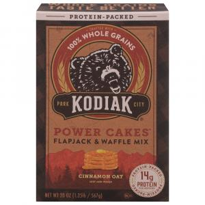 Kodiak Cakes Protein Packed Cinnamon Oat