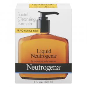 Neutrogena Unscented Liquid Cleanser