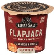 Kodiak Cakes Cinnamon & Maple Flapjack On The Go Cup