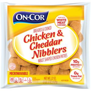 On-cor Chicken & Cheddar Nibblers