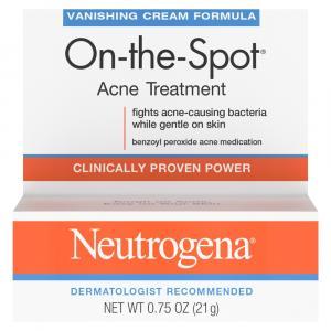 Neutrogena Acne Vanishing Cream