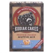 Kodiak Cakes Protein Packed Muffin Mix Blueberry