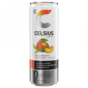 Celsius Live Fit Peach Mango Green Tea