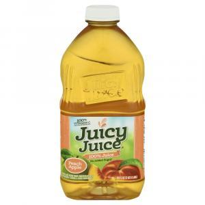 Juicy Juice 100% Peach Apple Juice