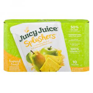 Juicy Juice Splashers Tropical Twist