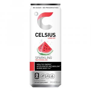 Celsius Sparkling Watermelon Energy Drink