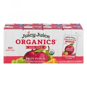 Juicy Juice Organics Fruit Punch Juice