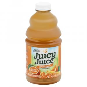 Juicy Juice 100% Orange Tangerine Juice