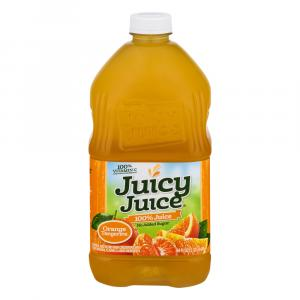 Juicy Juice 100% Orange Tangerine Juice Blend