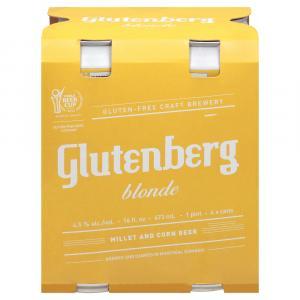 Glutenberg Blonde Ale Gluten Free