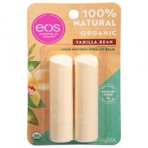 Eos Organic Vanilla Bean Lasting Hydration Lip Care