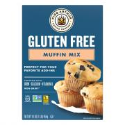 King Arthur Gluten Free Muffin Mix