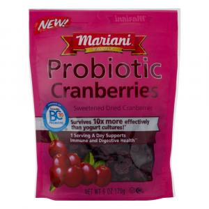 Mariani Probiotic Cranberries