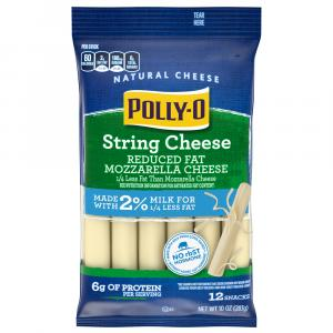 Polly-o String Cheese 2% Mozzarella Cheese