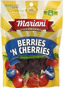 Mariani Berries N Cherries