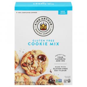 King Arthur Gluten Free Cookie Mix