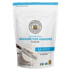 King Arthur Flour Gluten Free Measure for Measure Flour