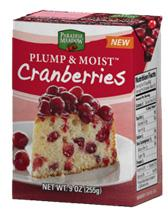 Paradise Meadow Plump And Moist Cranberries