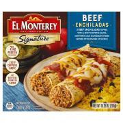 El Monterey Beef Enchiladas
