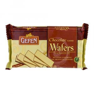 Gefen Chocolate Flavored Sugar Wafers