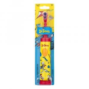 Smilepro Dr. Seuss Extra Soft Power Toothbrush