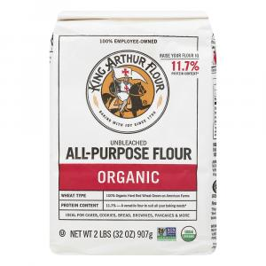 King Arthur Organic Artisan Flour