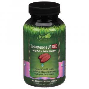 Irwin Naturals Testosterone Up Red