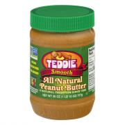 Teddie All Natural Smooth Peanut Butter