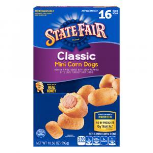 State Fair Classic Mini Corn Dogs