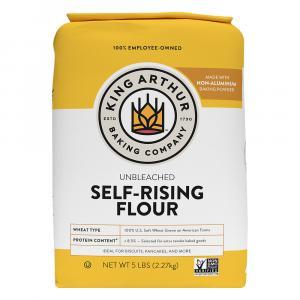King Arthur Unbleached Self Rising Flour