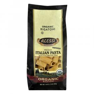 Alessi Organic Rigatoni Pasta