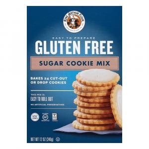 King Arthur Gluten Free Sugar Cookie Mix