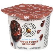 King Arthur Gluten Free Super Fudge Brownie Single Serve Mix