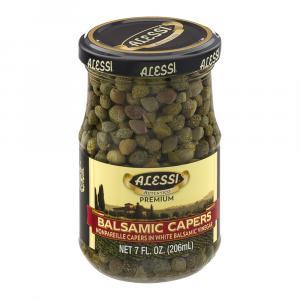 Alessi Capers In White Balsamic Vinegar
