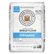 King Arthur 100% Organic Bread Flour